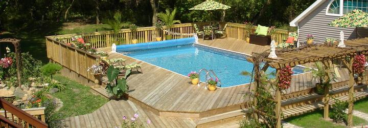 Aqua Star All-American Deckable Pool